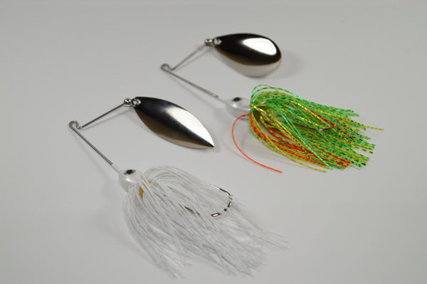 Cyclebait® ELITE - 1/2 OZ - Click then choose blade type and skirt color