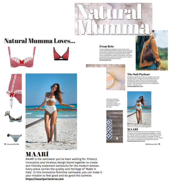 natural momma magazine maarï maari sustainable luxury swimwear
