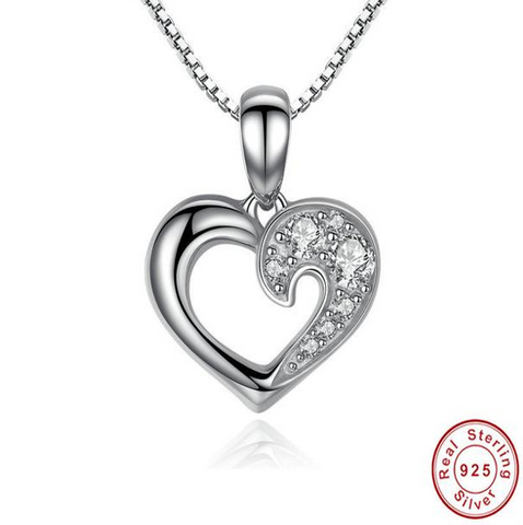 Our Hearts & Love Necklace