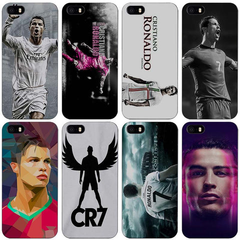 Cristiano Ronaldo CR7 Case Cover for iPhone