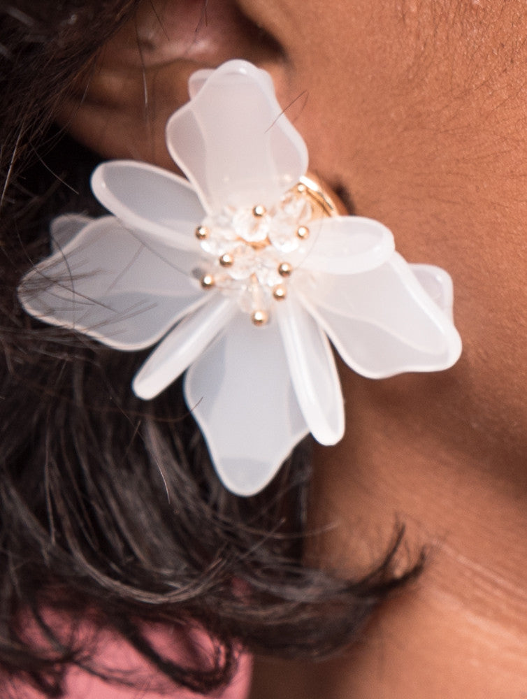 Flower Studs - 4ever Unicorn Fashion