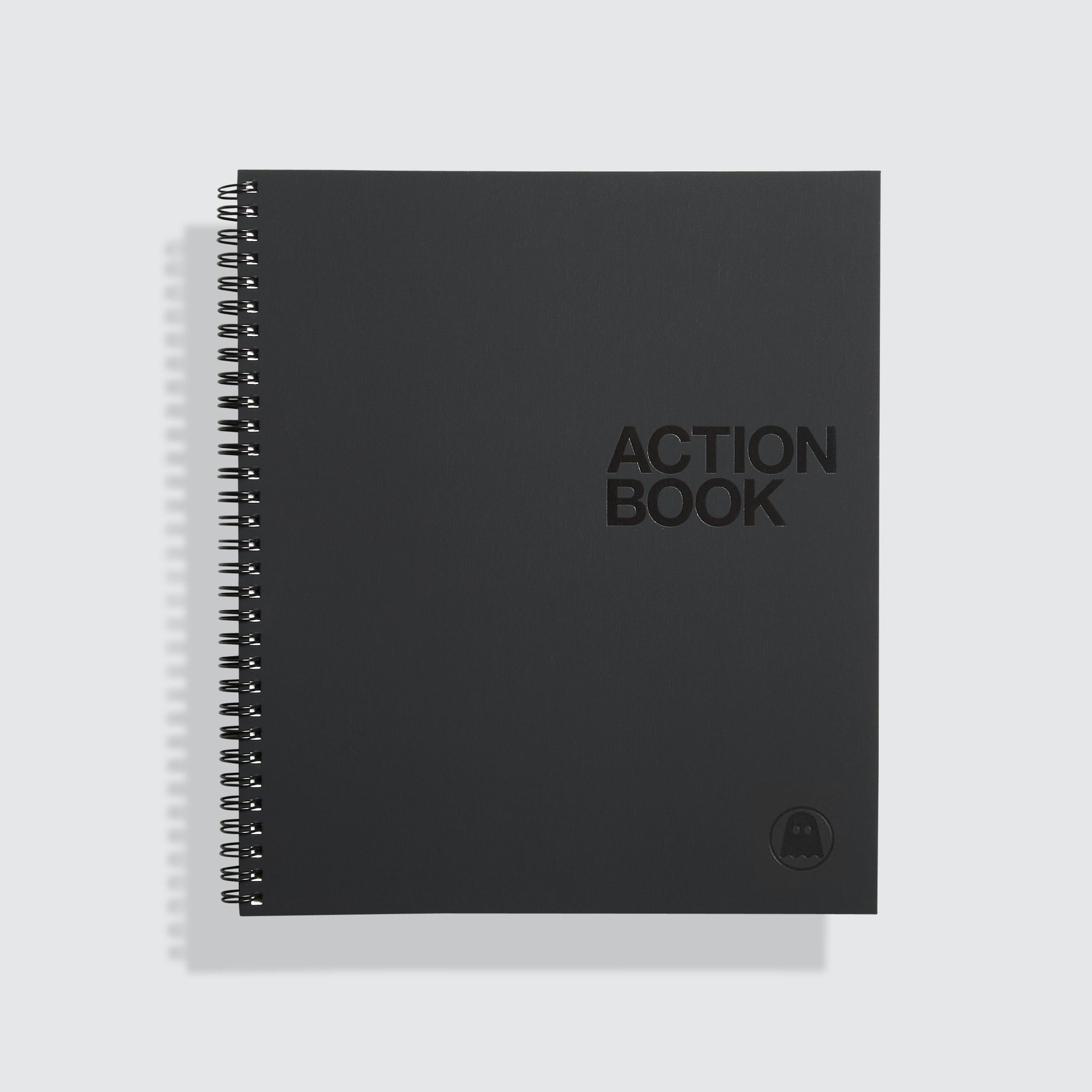 Action Book: Ghostly Edition