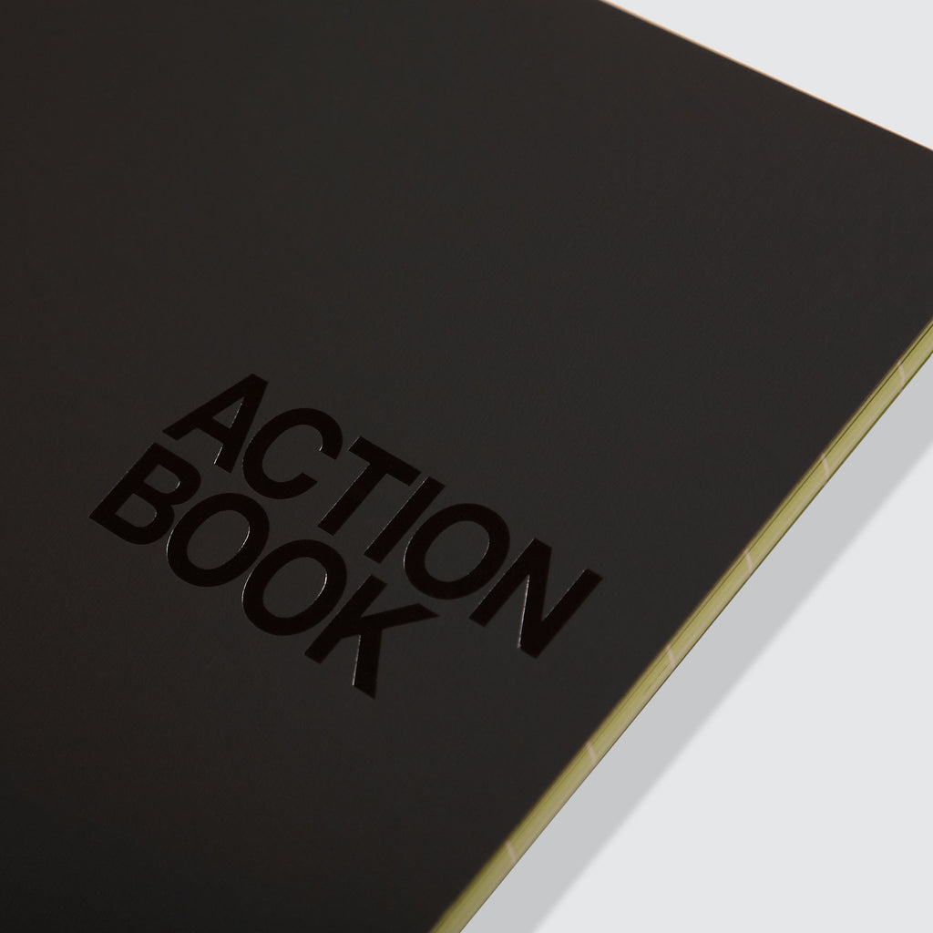 Action Book - Custom