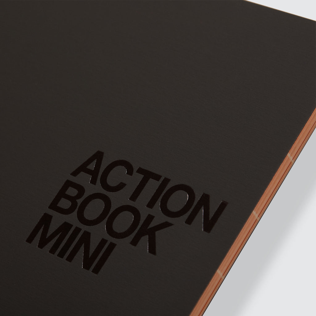 Action Book Mini - Custom