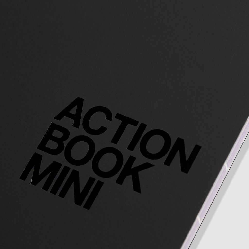 Action Book Mini: Ghostly Edition