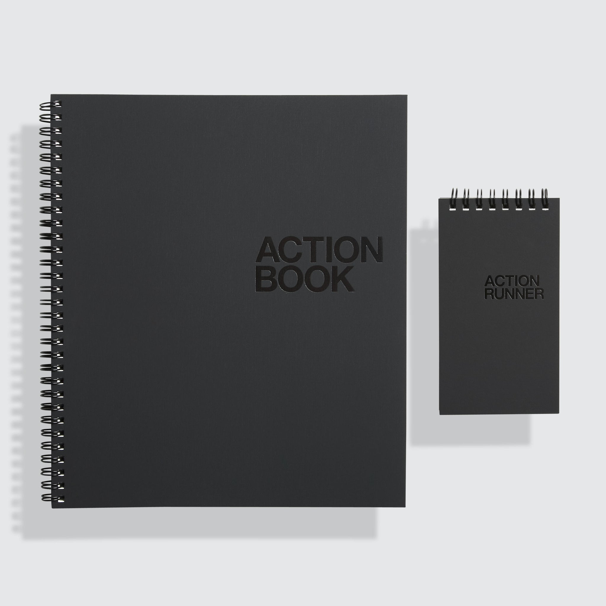 Action Book + Runner Bundle