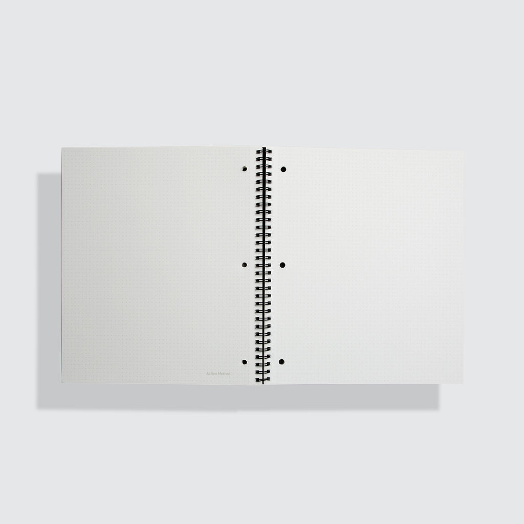Dot Grid Book - Custom