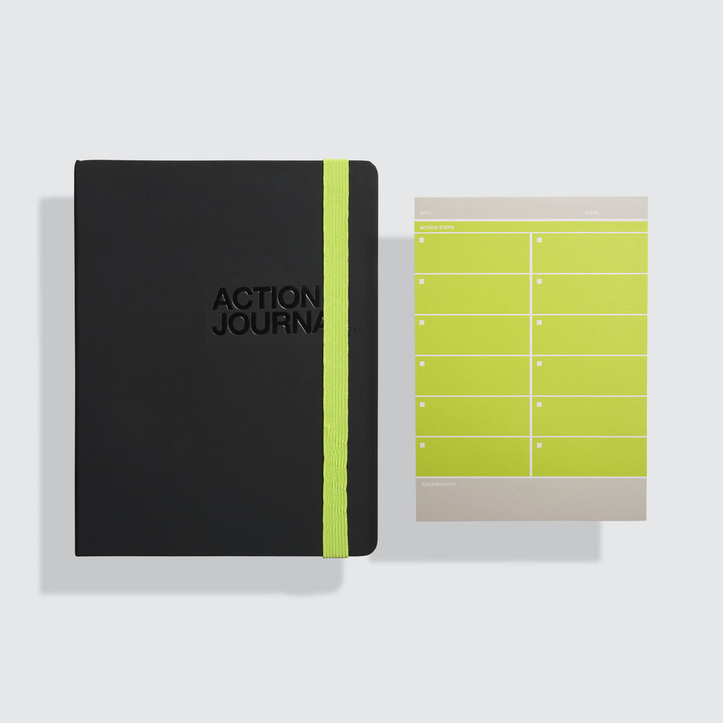 Action Journal + Pad Mini Bundle