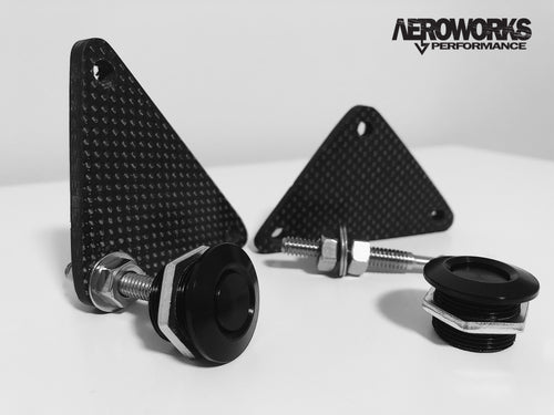 Aeroworks Performance Evo 10 Quick Release Bumper Kit