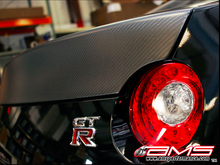 Alpha Performance R35 GT-R Carbon Fiber Trunk Lid