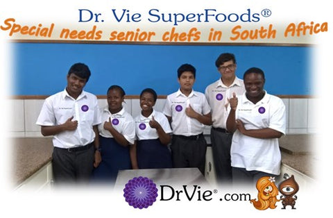 Dr Vie SuperFoods empowers special needs youth with wholesome jobs