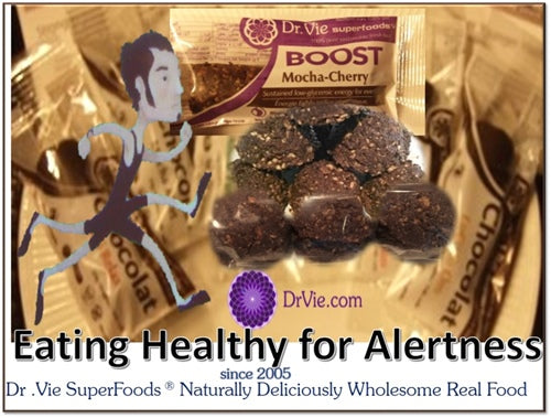 Healthy Chocolate Snack, Sugar & Gluten Free Vegan Protein SuperFoods