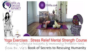 Online Yoga Asanas Exercises: Stress Relief & Build Immunity During Challenging Crises