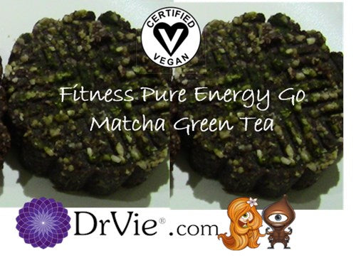 Vegan Healthy Dr. Vie SuperFoods No Added Sugar or Gluten  Naturally Delicious