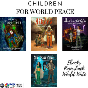 Fiction Children's Books : Saving Earth From Crises set in KZN South Africa