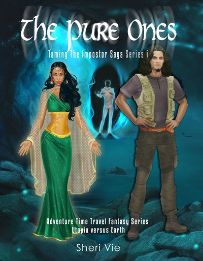 Children's Books : Fantasy Time Travel Adventure