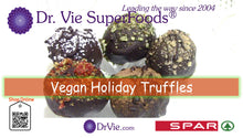 Load image into Gallery viewer, Vegan Gluten-Free Truffles To Celebrate Indulgence and Health