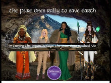 Load and play video in Gallery viewer, Fiction Children's Books : Saving Earth From Crises set in KZN South Africa