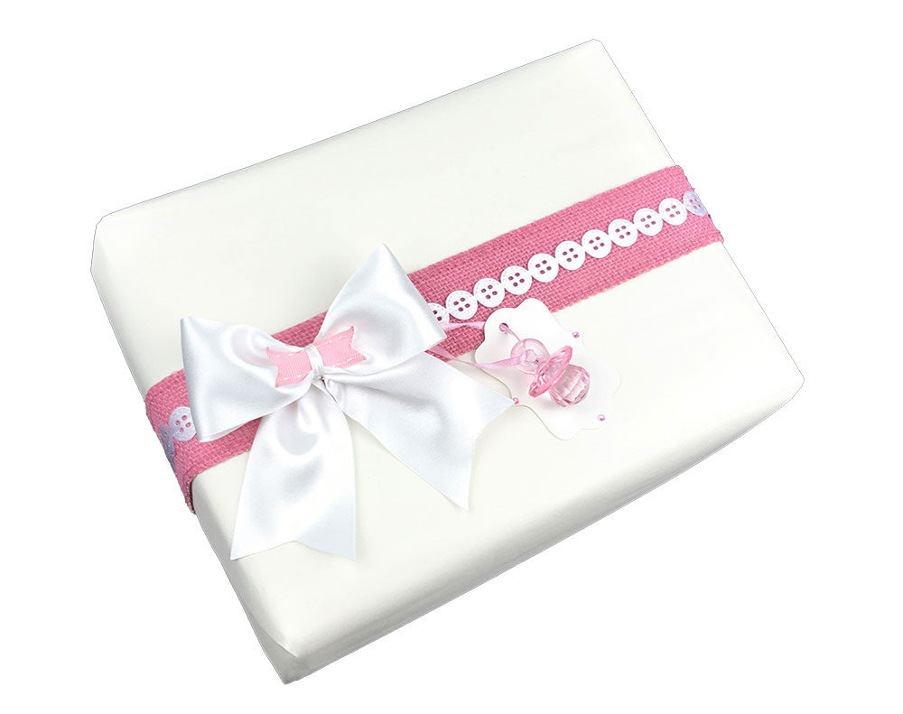 Baby Girl Gift Wrap Unique Gift Wrapping Kits Henty Lane Designs