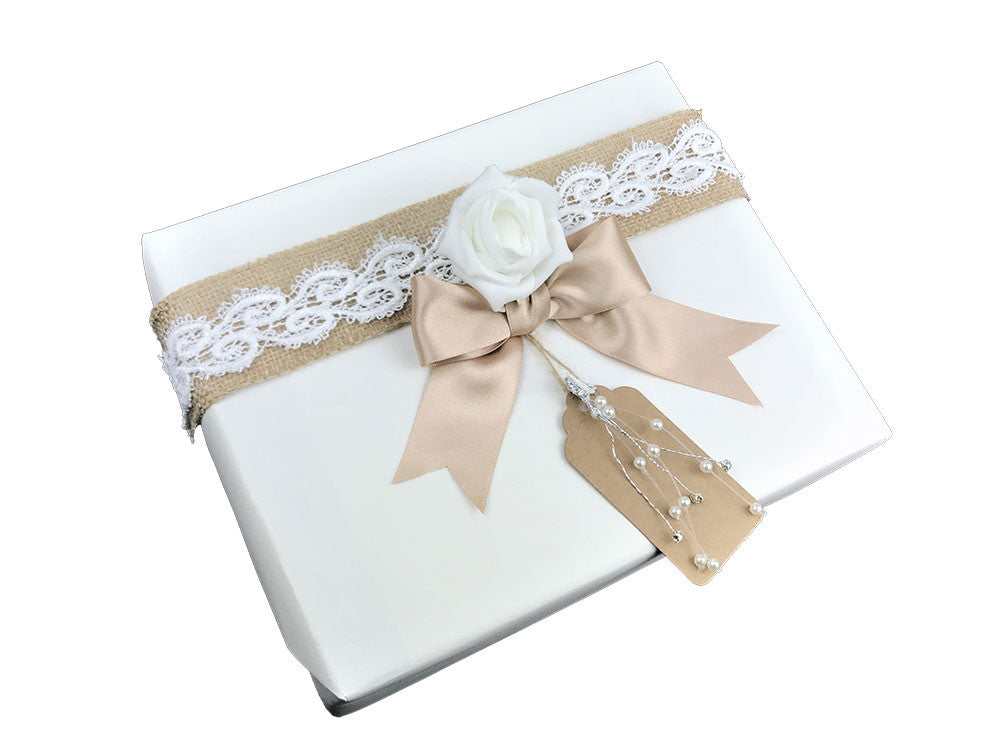 WEDDING GIFT WRAP | Unique Gift Wrapping Kits | Henty Lane Designs