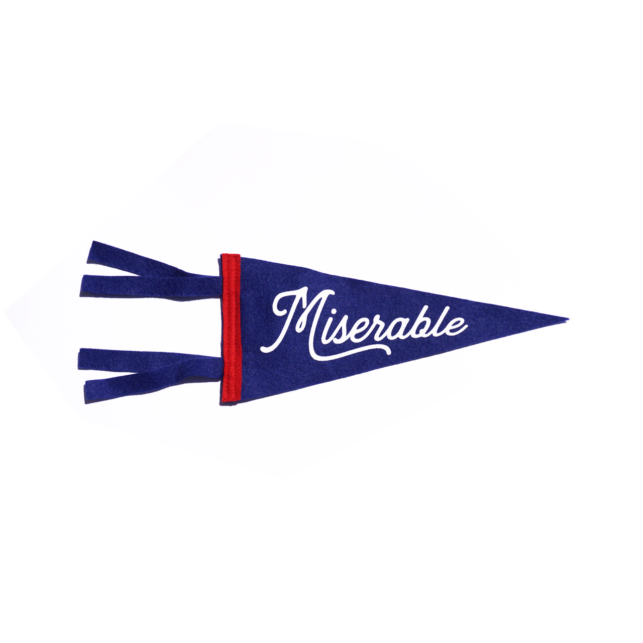 Miserable Mini Pennant