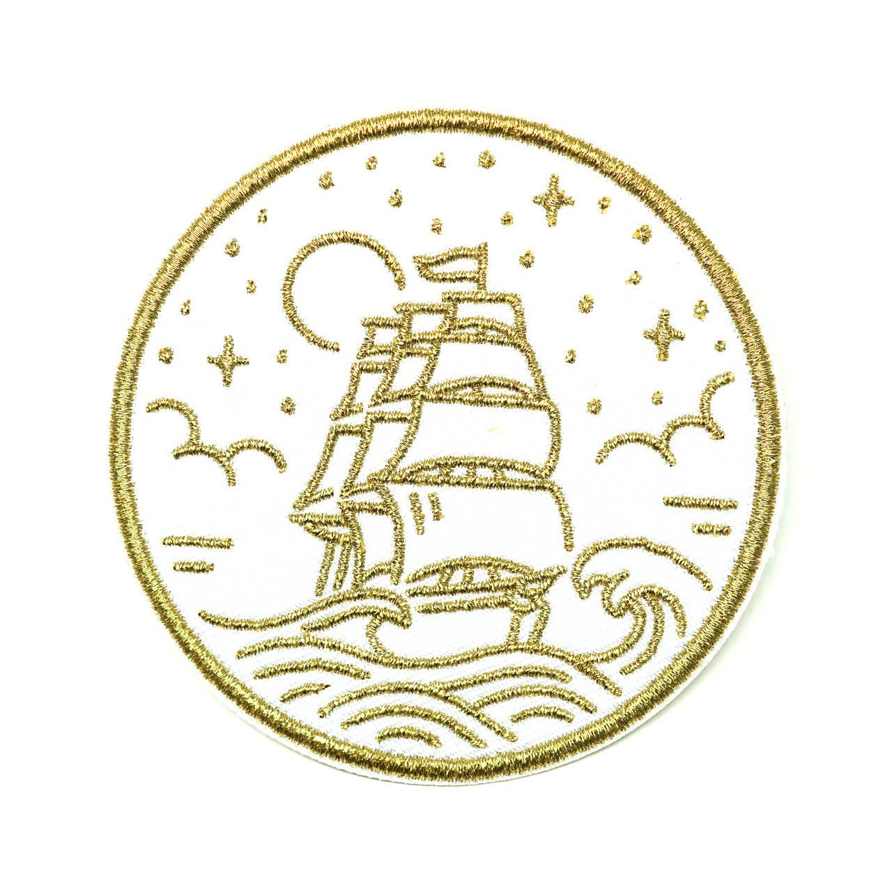 Nautical Vessel Patch