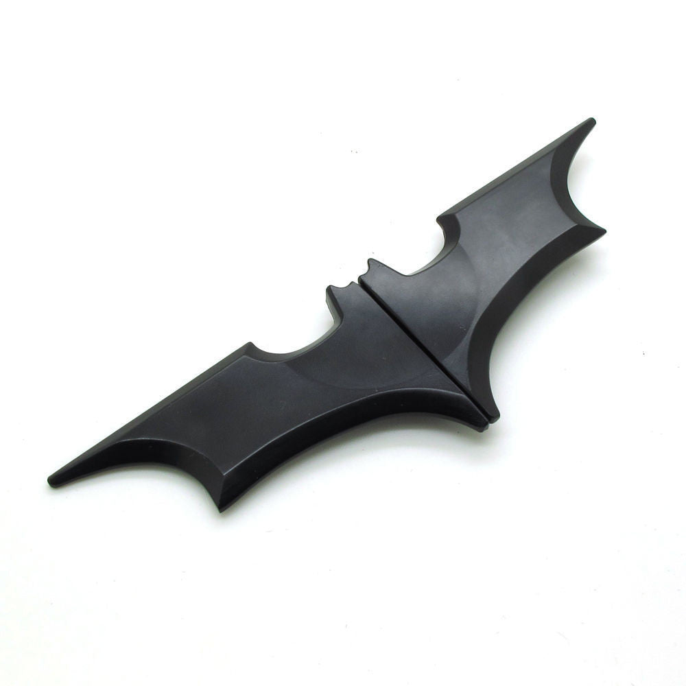 WW New Batman Symbol Comic Themed Black Money Clip With Magnetic Folding Wings
