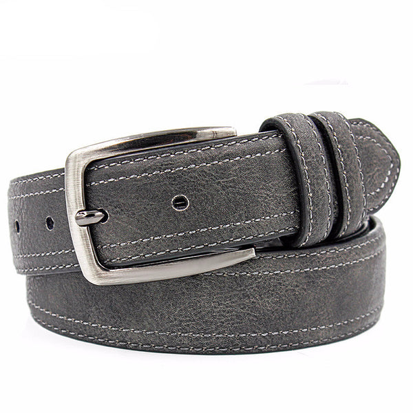 WW Mens Vintage Style Luxury Belts