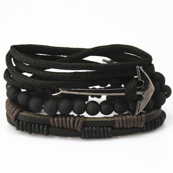 ★NEW★ <br/> Lot Bracelets Anchor
