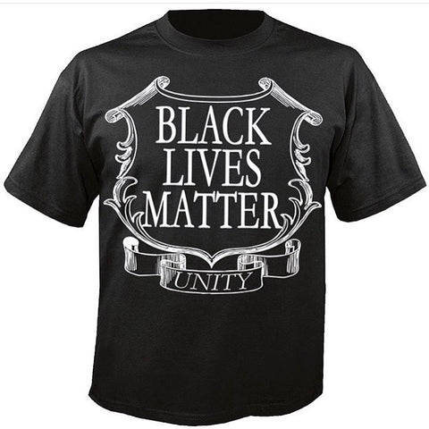 Black Lives Matter T-shirt. Available at black10