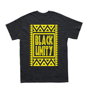 Tribal Black Unity Shirt