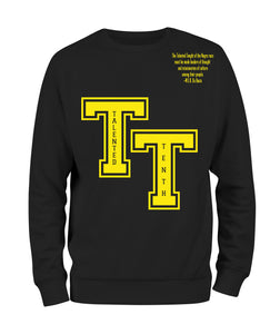 Talented Tenth Sweatshirt - Black10.com