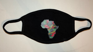 Africa Face Mask
