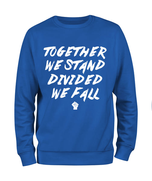Together We Stand Sweatshirt - Black10.com