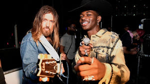 If You havent Seen Lil Nas X & Billy Ray Cirus = Ol Town Road