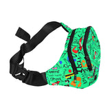 rynna Fvck Fanny Pack Miami Mint Edition