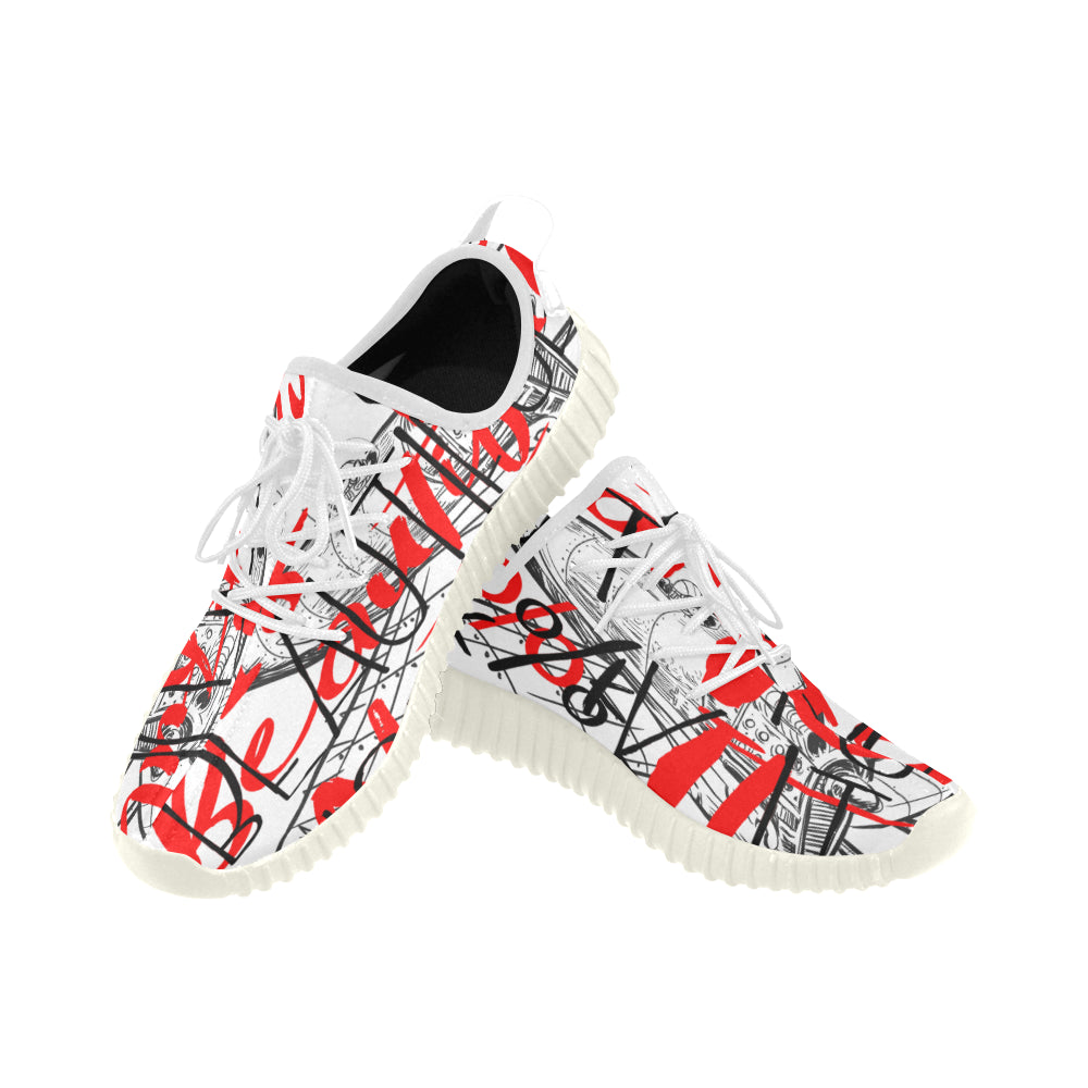 Beautiful Plane Yeezy Type Sport Shoes Grus Sports Men's Shoes (Model 022)