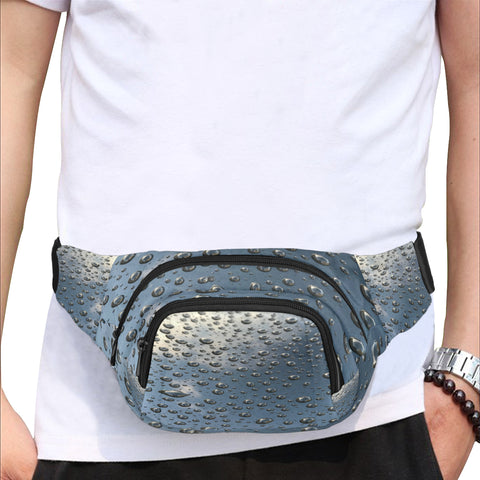 Rain Drop Fanny pack