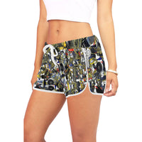 Bierbeach All Over Print Darker Shorts