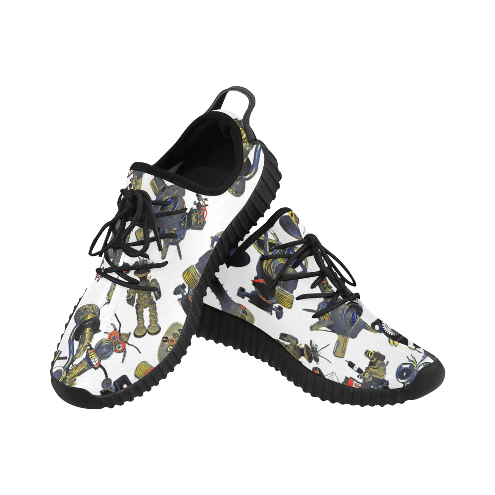 Bierbeach Scattered Yeezy Type Sport Shoes