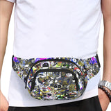 BB Light Camo Fanny Pack