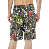 OG BB Camo Beach Shorts
