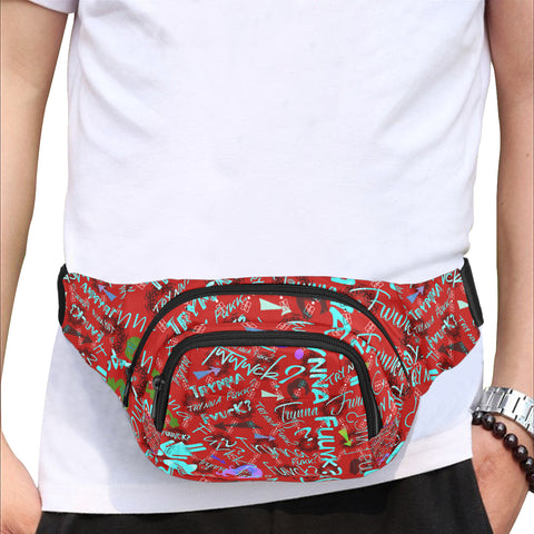 ScattRED TF Fanny pack