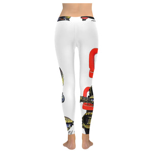 Anye Kwest 7-4 Leggings