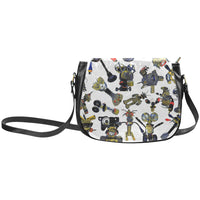 Bierbeach Scattered Purse