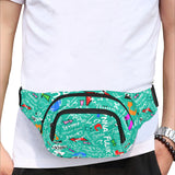 Trynna Fvck Fanny Pack Tiffany Blue Edition