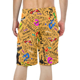 Orangsicle TF Beach Shorts