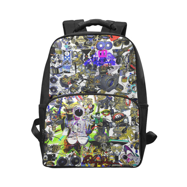 BB Bright Camo Backpack