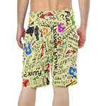 Latte TF Beach Shorts