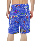 Summer Blu TF Beach Shorts